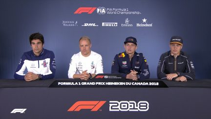 HIGHLIGHTS: FIA Thursday Press Conference - Canada