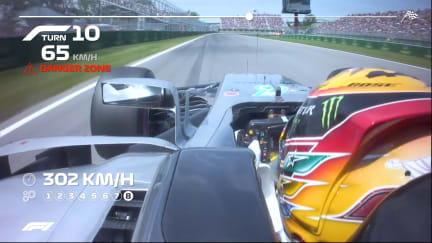 ONBOARD: A lap of the Circuit Gilles-Villeneuve