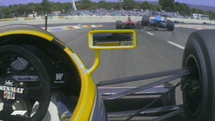 FRENCH GP: 5 crazy onboard moments