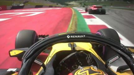 QUALIFYING: Did Vettel impede Sainz in Q2?