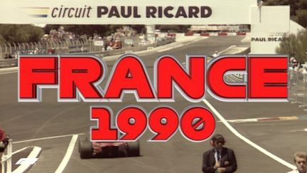 TIME TRAVEL: A retro look back at when Paul Ricard last hosted F1