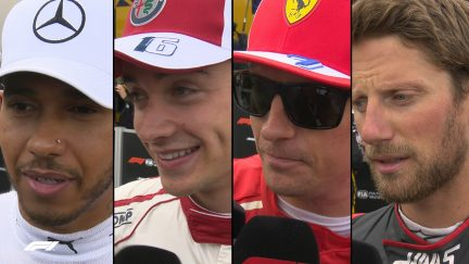 FRENCH GP: Drivers report back after qualifying