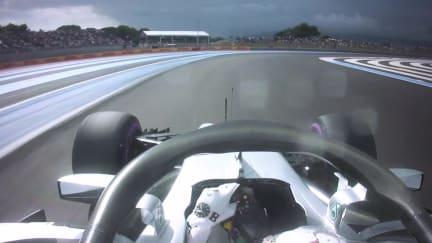 ONBOARD: Lewis Hamilton's France pole lap