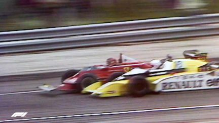 F1 VAULT: Villeneuve v Arnoux: The greatest battle ever?