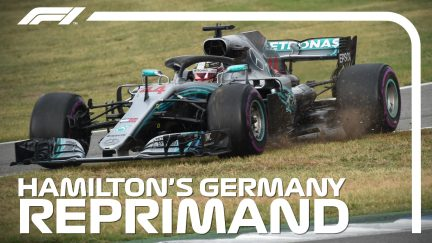 EXPLAINED: Charlie Whiting on Hamilton's Germany reprimand