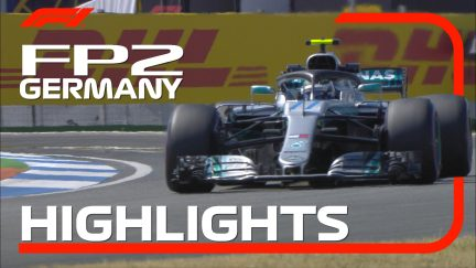 HIGHLIGHTS: FP2 from Germany