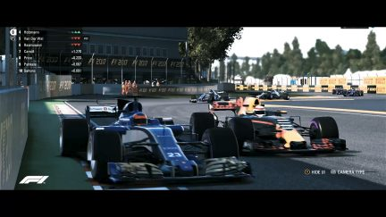 F1 ESports 30 Teaser - July 2018
