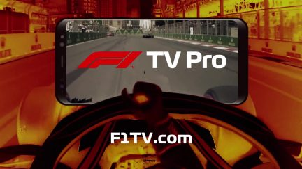 Feel the pressure building at Silverstone with F1 TV