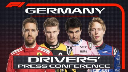 HIGHLIGHTS: FIA Thursday Press Conference - Germany