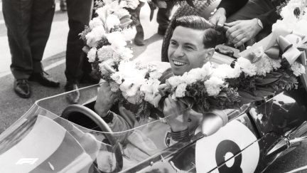 JIM CLARK: Why F1's quiet champion remains a legend
