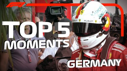 GERMANY: Top 5 moments from the weekend