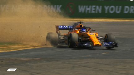 HIGHLIGHTS: FP1 from Great Britain