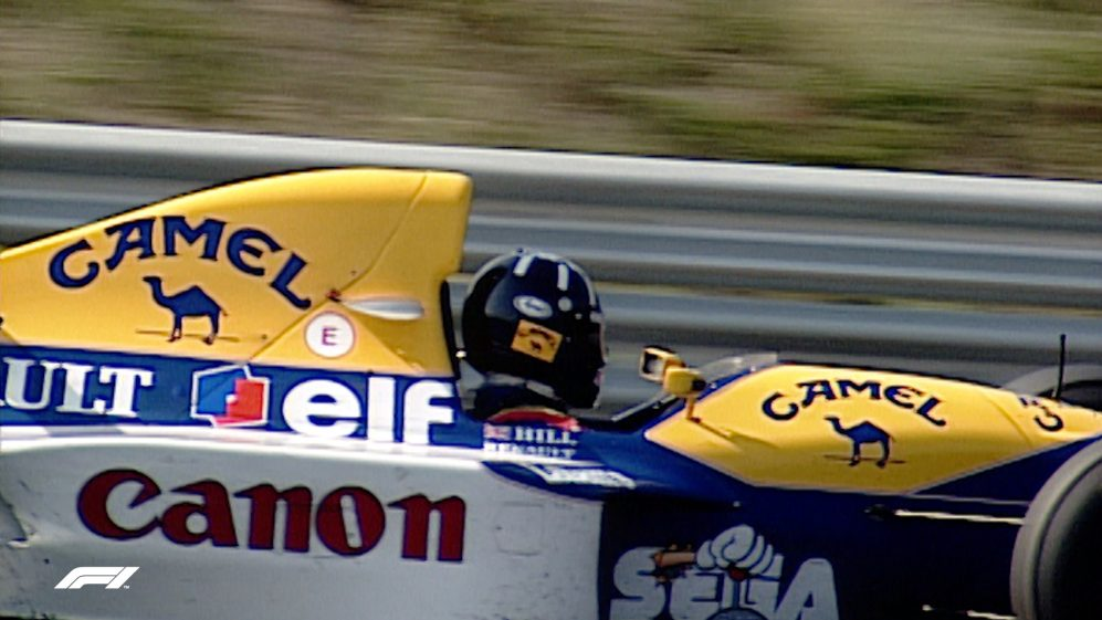F1 VAULT: Damon Hill re-writes the history books with Hungary win