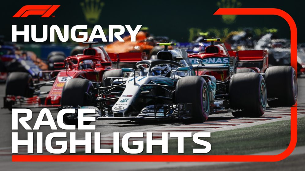 HIGHLIGHTS: 2018 Hungarian Grand Prix
