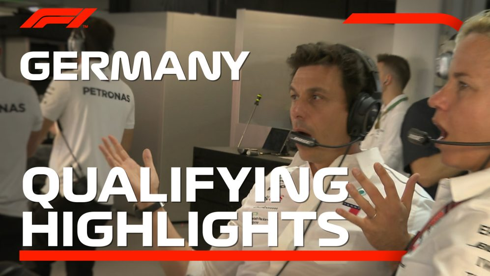 HIGHLIGHTS: Qualifying from Germany