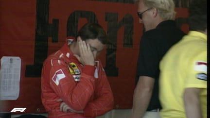 F1 VAULT: Nigel Mansell's 1990 'retirement'