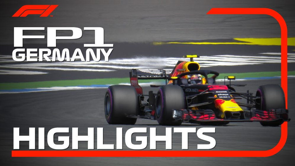 HIGHLIGHTS: FP1 from Germany