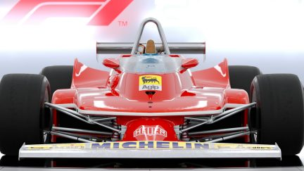 F1 2018 Classic Cars Trailer 2 [UK]