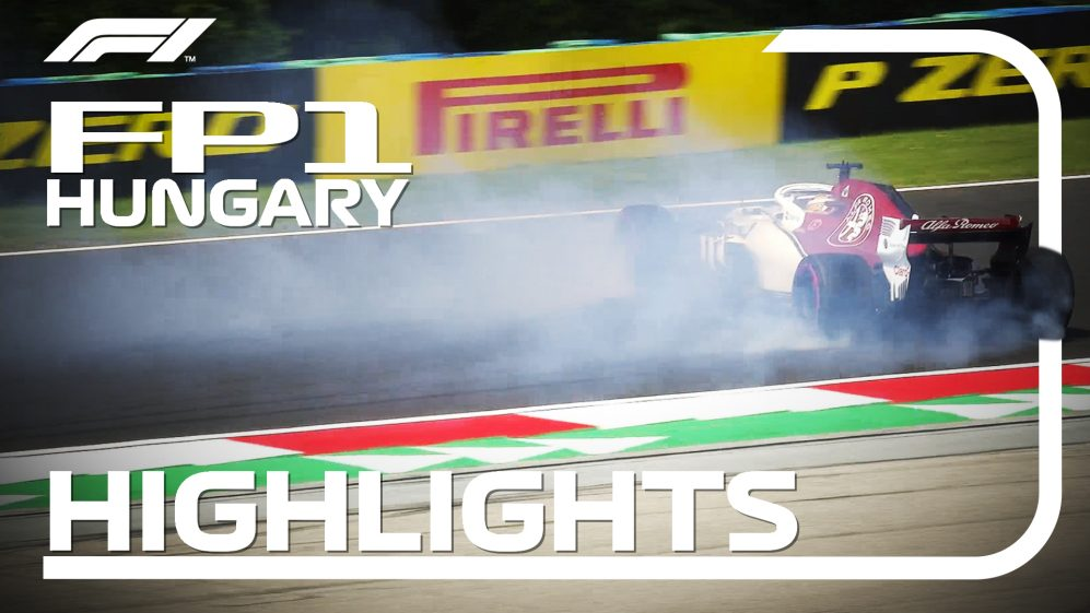 HIGHLIGHTS: FP1 from Hungary