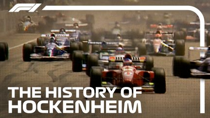 HOCKENHEIM HISTORY: A tale of two circuits