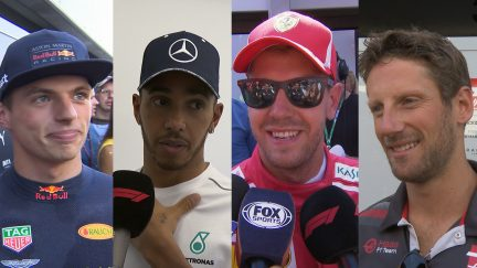 GERMAN GP: Drivers report back after Friday practice