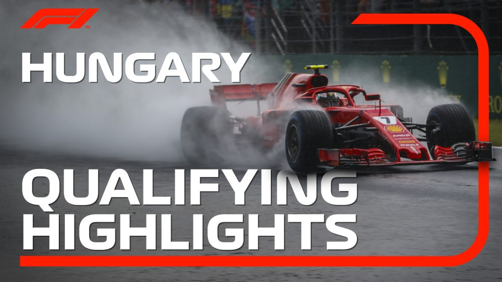 HIGHLIGHTS: Qualifying from Hungary