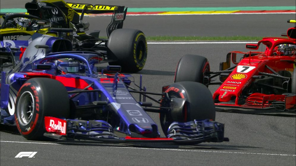 HIGHLIGHTS: FP3 from Belgium