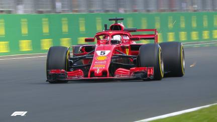 CRANK IT UP: An HQ audio lap with Sebastian Vettel in Hungary