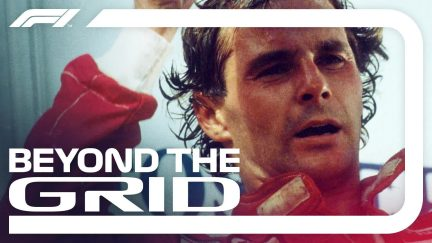 """Gerhard Berger: """"I tried to get results, but I also tried to not miss the party..."""""""