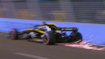 CRANK IT UP: An HQ audio lap with Carlos Sainz in Singapore