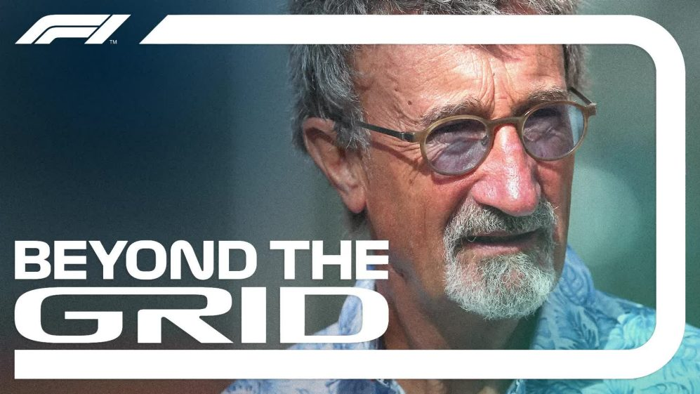 "Eddie Jordan: ""Starting an F1 team was the stupidest thing I ever did – you cannot imagine the stress"""
