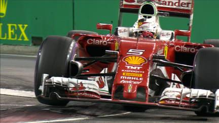 F1 VAULT: Sebastian Vettel - Singapore Master