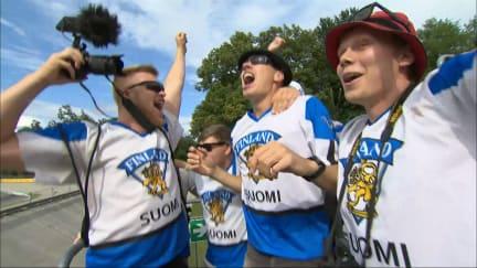 MUST-HEAR: Finnish commentators overwhelmed as Raikkonen takes Monza pole