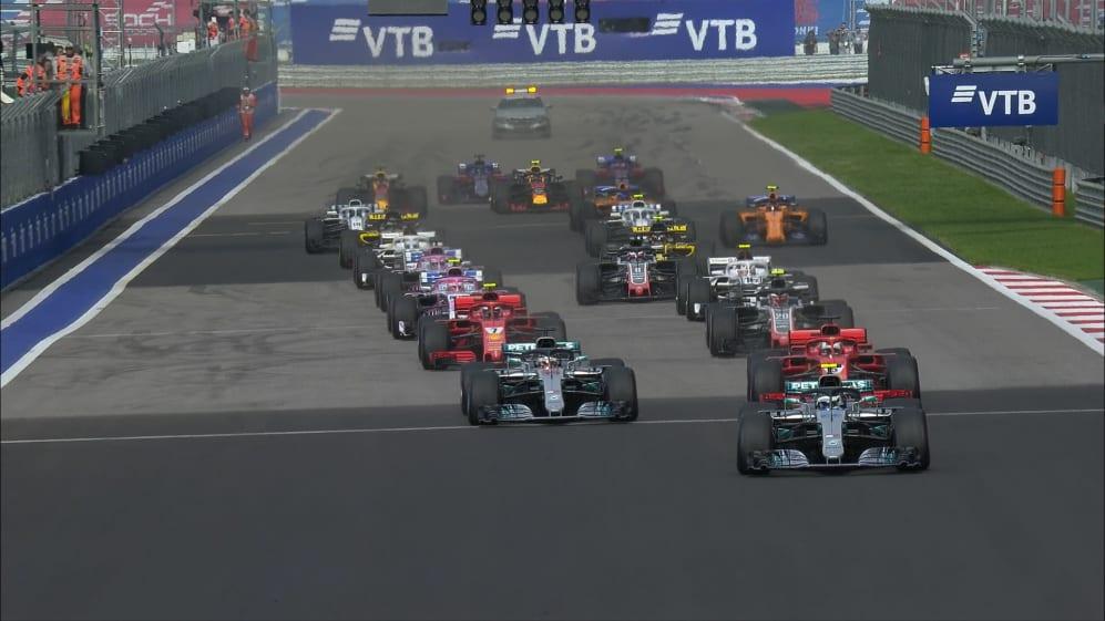 HIGHLIGHTS: 2018 Russian Grand Prix