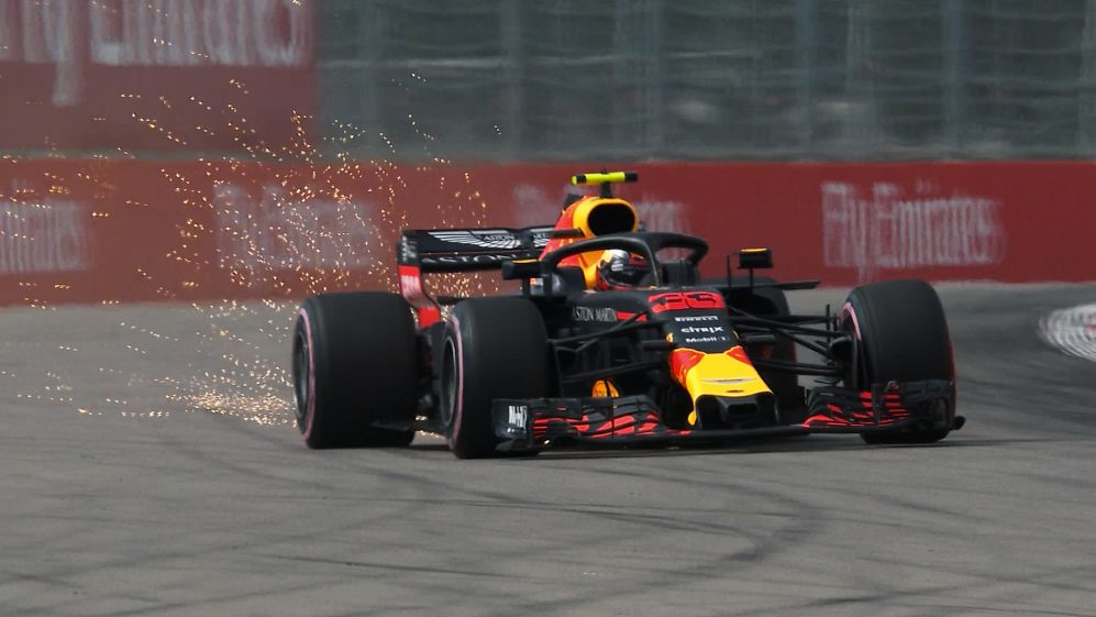 HIGHLIGHTS: FP1 from Russia