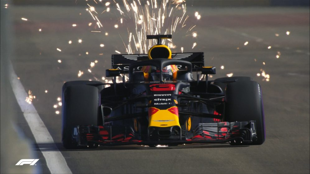 HIGHLIGHTS: FP2 from Singapore