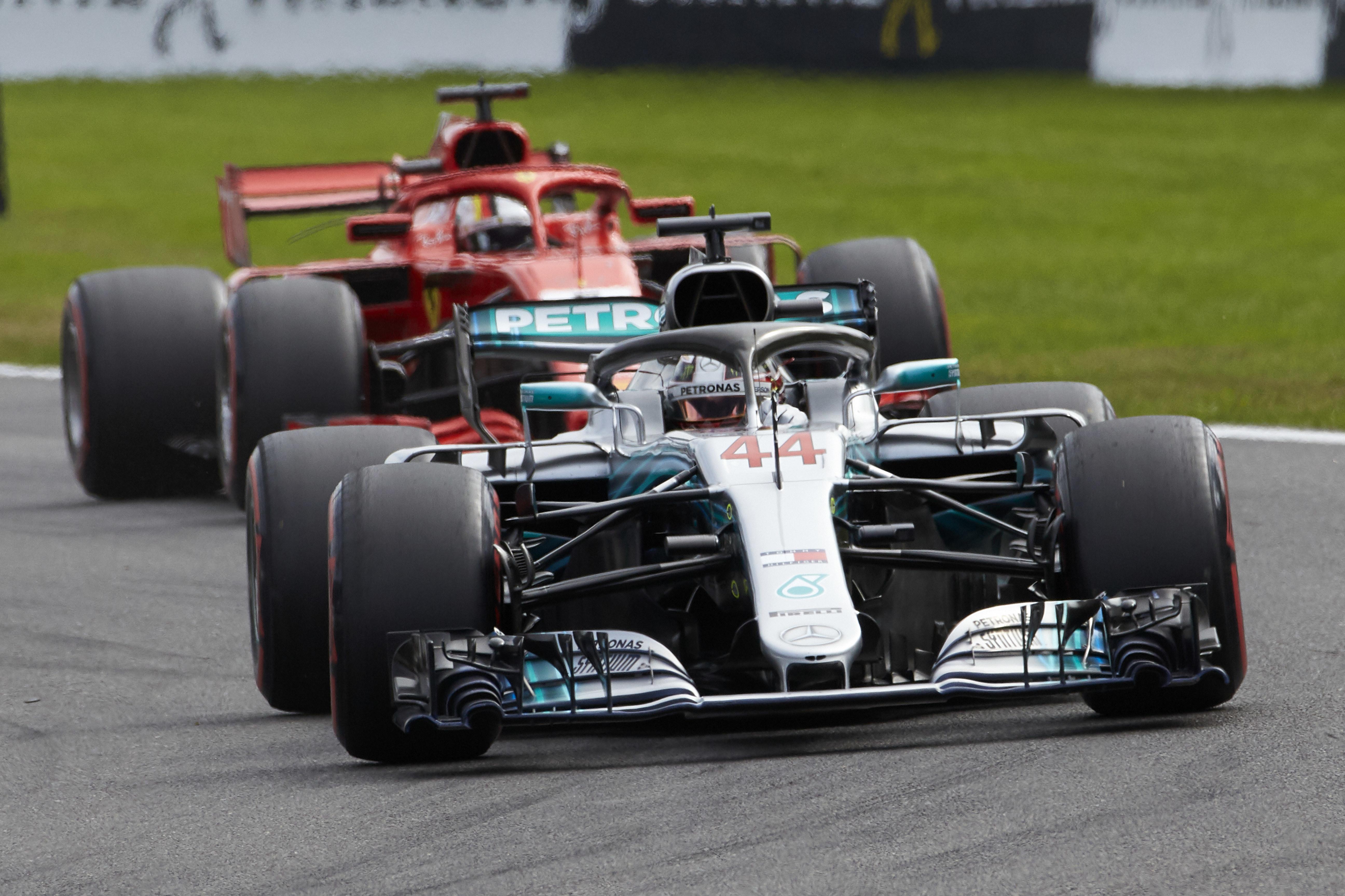 2018 Belgian GP, TITLE RACE: How Hamilton has seized the advantage over Vettel