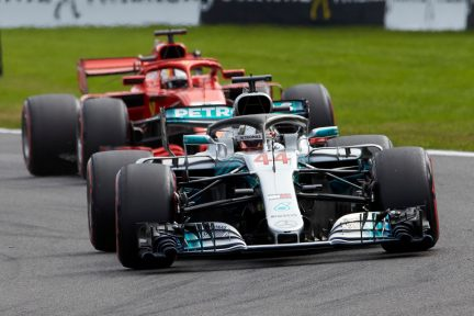2018 Belgian GP, TITLE RACE: How Hamilton has seized the advantage over Vettel