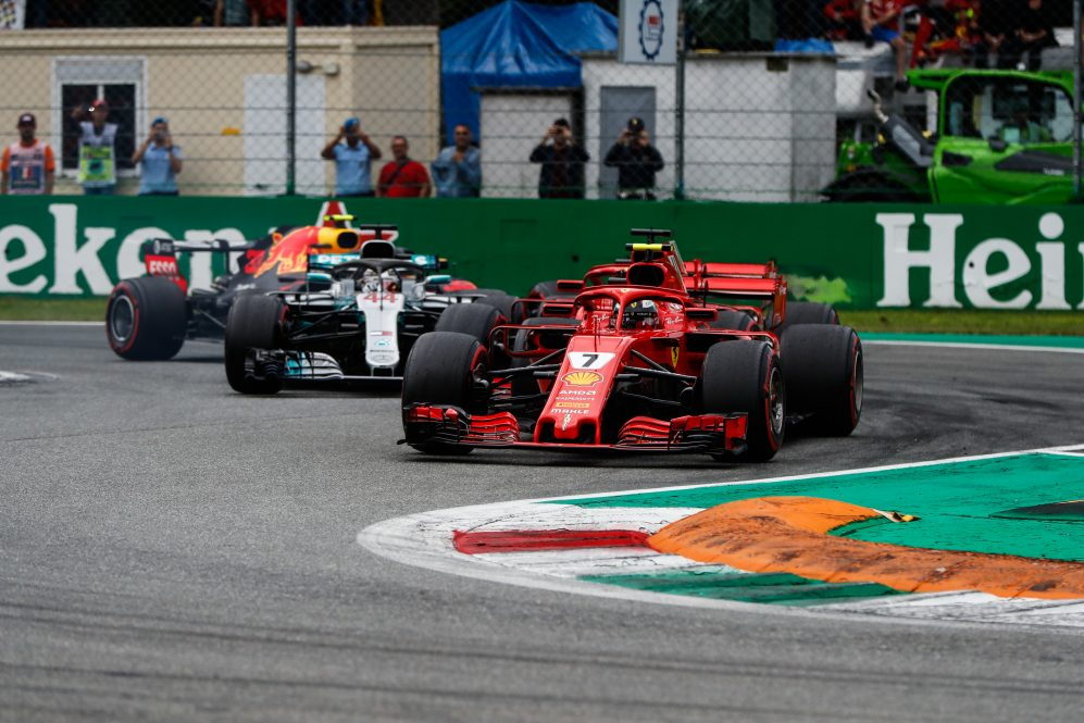 HIGHLIGHTS: 2018 Italian Grand Prix