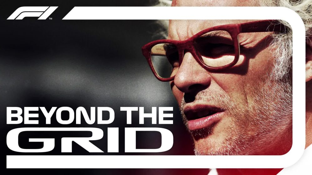 """Jacques Villeneuve: """"I learnt from my father about pushing the limits and taking risks"""""""