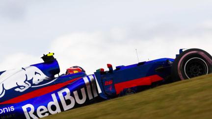 COMEBACK KID: Daniil Kvyat on his 2019 return with Toro Rosso