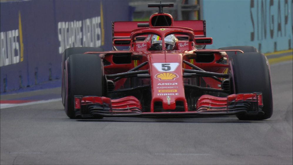 HIGHLIGHTS: FP3 from Singapore