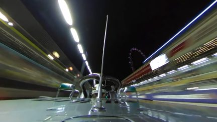 WARP SPEED: A fresh look at Hamilton's 'magic' Singapore pole lap