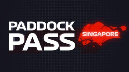 PADDOCK PASS: Post-race in Singapore