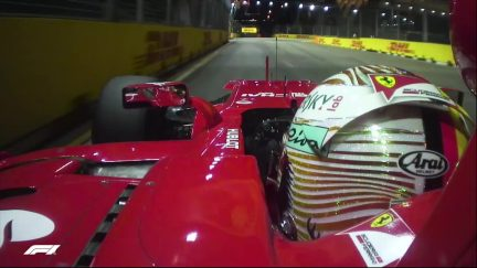 ONBOARD: A lap of Marina Bay