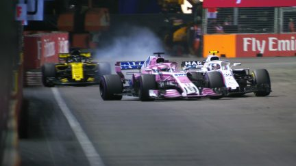 SINGAPORE: Top 5 moments from the weekend