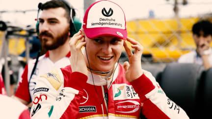 Who is Mick Schumacher?