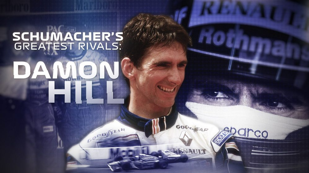 Michael Schumacher's Greatest Rivals: Damon Hill