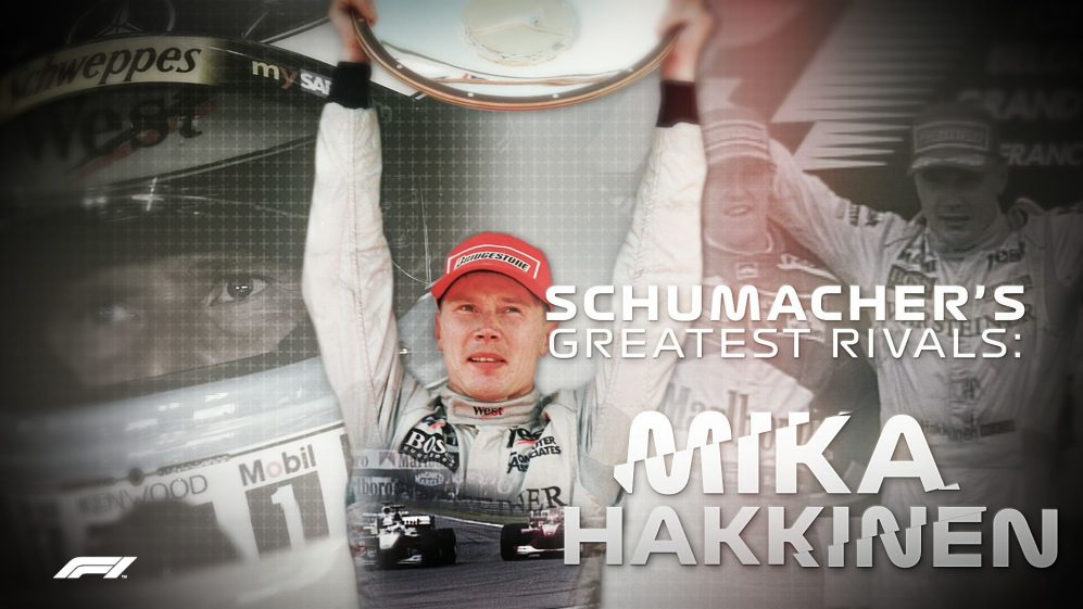 Michael Schumacher's Greatest Rivals: Mika Hakkinen