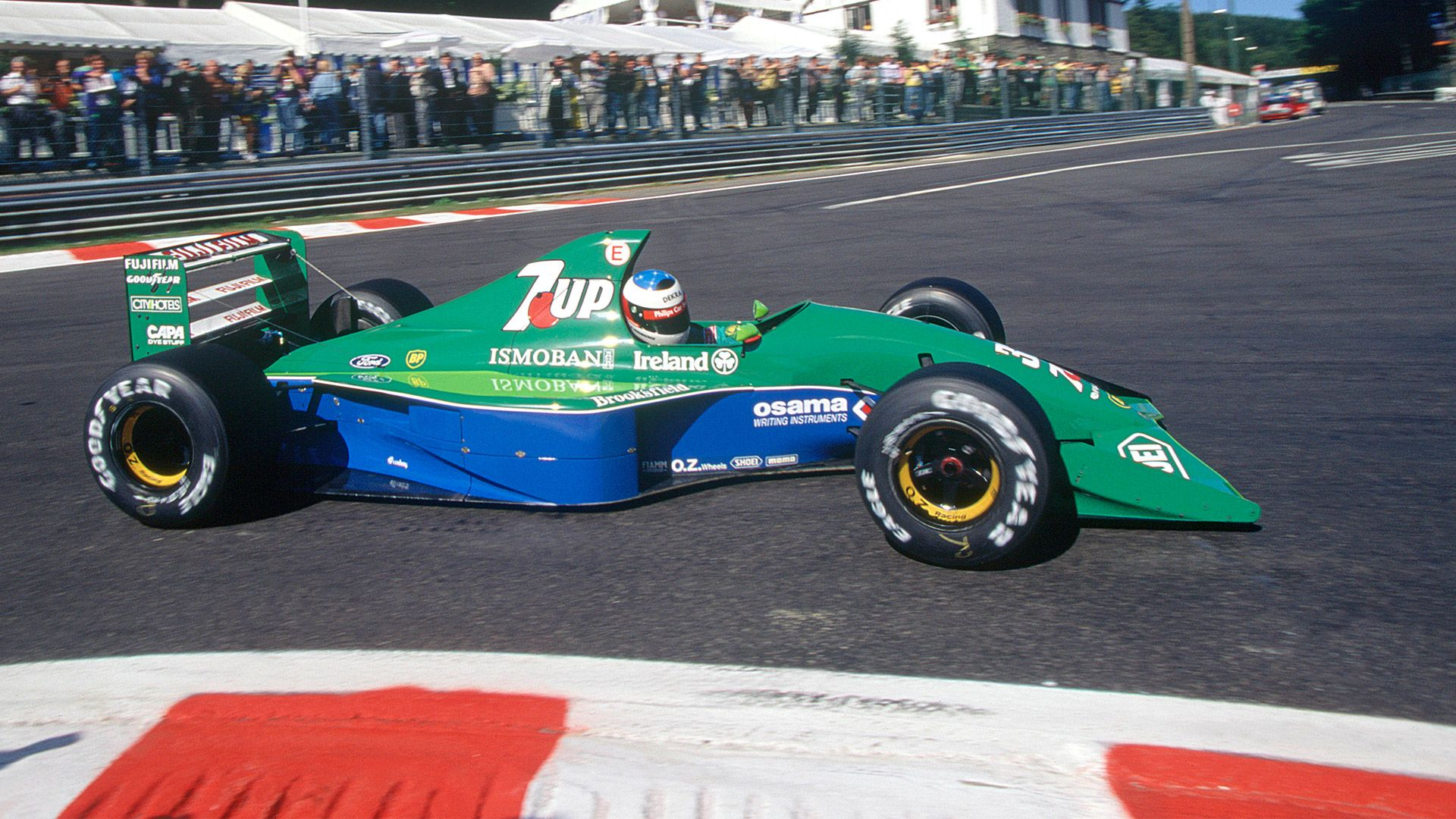 8 Amazing Facts About Schumacher S Legendary F1 Debut Formula 1